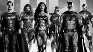 Zack Snyder's Justice League OTT Digital Righs