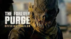 The Forever Purge OTT Digital Rights